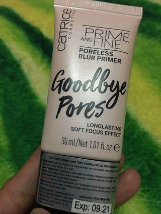 Catrice Prime and Fine Poreless