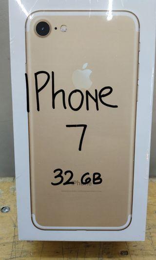 Iphone 7 32gb distributor grid A++ (1tahun garansi)