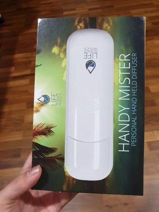 Handy Mister hand held diffuser for essential oil #EndgameYourExcess