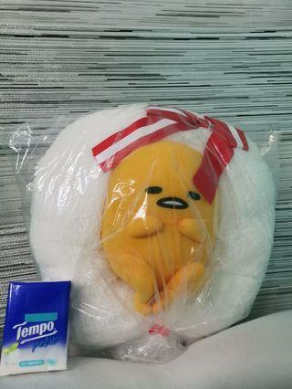 蛋黃哥公仔。日本全新