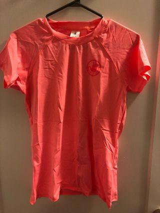 Orange/Pink Body Glove Surf Shirt #SwapCA