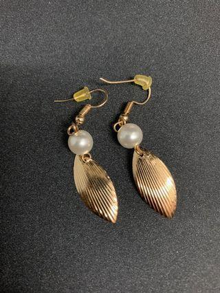 Vintage Earrings 復古長耳環