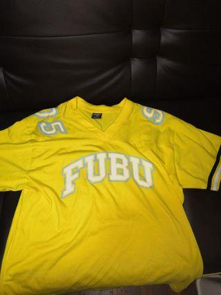 Vintage FUBU jersey