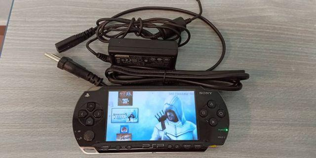 PSP 1000 complete 15 games
