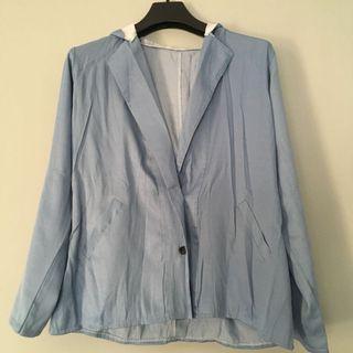 Blazer hoodie
