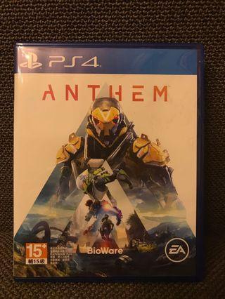 🚚 [PS4]Anthem冒險聖歌 中文版