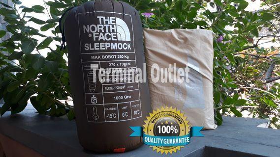 Paket Fly Sheet 3 x 4 + Sleepmock