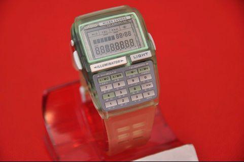 Casio DBC-30 Micro Cosmos Calculator Databank Vintage Rare