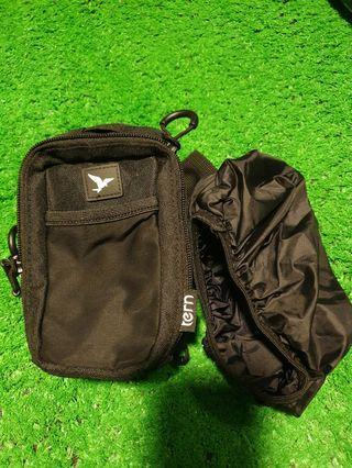 Tern ride pocket handle post front bag