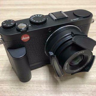 Leica X1 with accessories and box