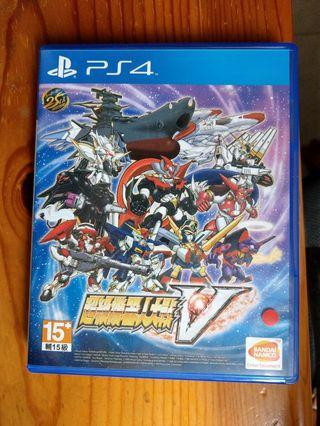 PS4 超級機器人大戰V