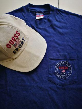 Vintage Guess Sport Combo