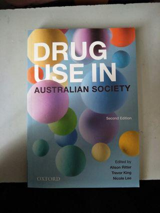 Drug use in Australian society second edition