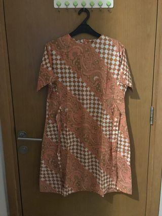 Brahmani Batik dress