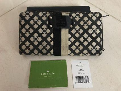 Kate spade neda wallet preloved