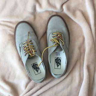 Vans Shoes (Gumsole)