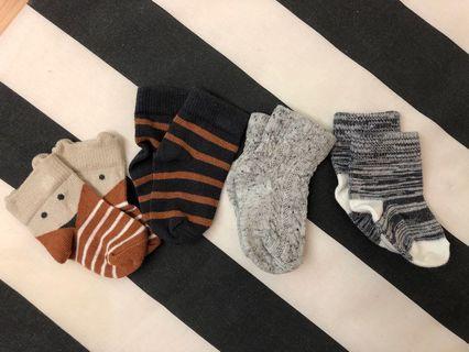 BB Socks x 4 pairs (New)