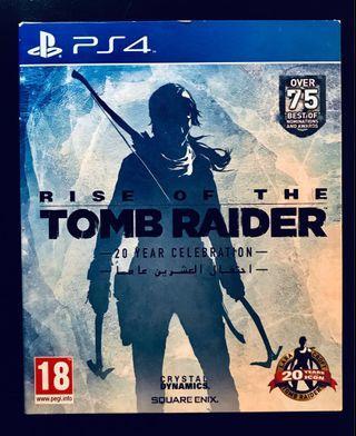 Rise of the Tomb Raider 英文版