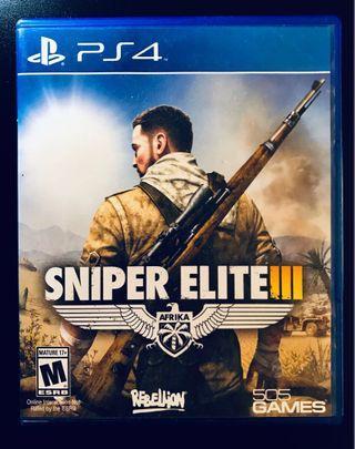 Sniper Elite 3 英文美版