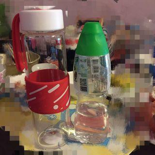 玻璃水樽 Glass Bottle #MTRkt