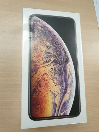 New iPhone Is Max 256gb Gold. MYset