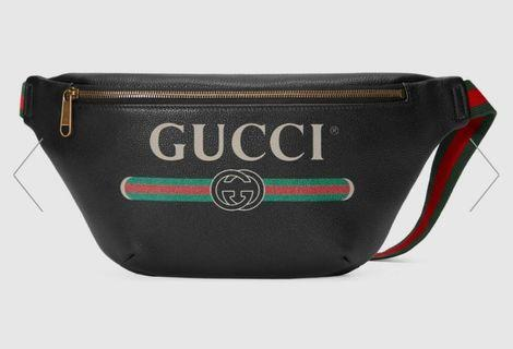 47786814c9e1 gucci leather belt bag | Luxury | Carousell Singapore
