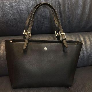 Tory Burch Tote Bag (black) small york