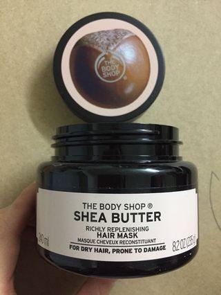 NEW! The Body Shop Shea Butter Hair Mask