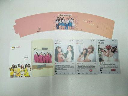 Apink 8th Anniversary Merchandise