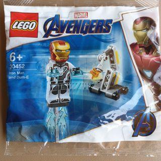 LEGO 30452 Marvel Iron man and Dum-E polybag