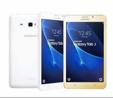 🚚 Galaxy Tab J 7 平板電話(具兒童模式)保固中