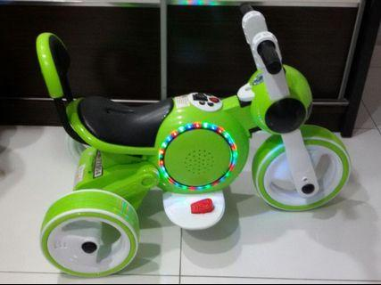 Electronic Kids Tricycle