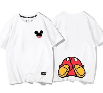 Mickey and Minnie Mouse Unisex Tee