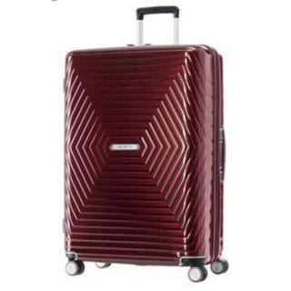 BN Samsonite  - 55cm Astra Luggage - Red