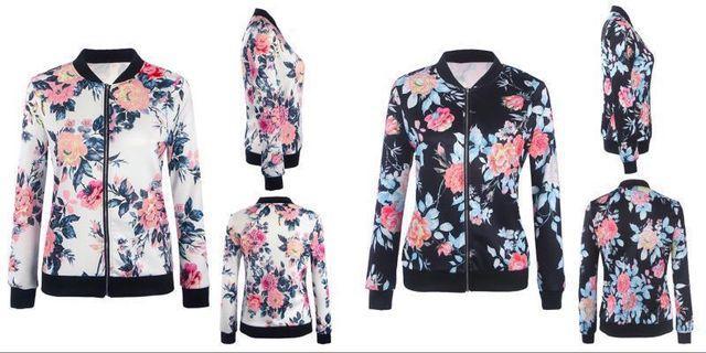 [PO] Flora Jacket