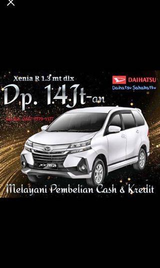 Promo daihatsu dp minim special lebaran