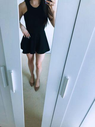 Black Dress Size Xsmall
