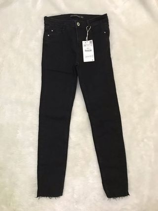 22dfc6af zara jeans black | Women's Fashion | Carousell Philippines