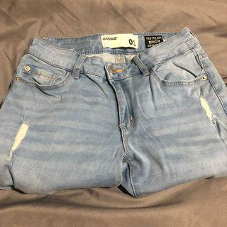 Garage denim jeans