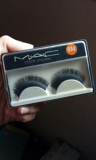 Bulu mata palsu MAC
