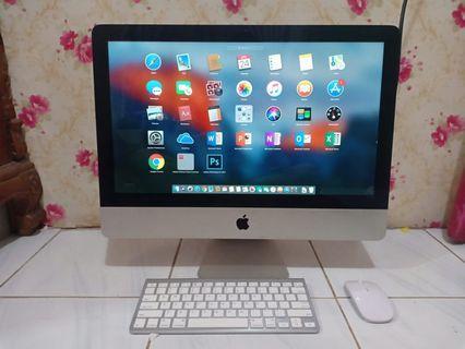 DIJUAL CEPAT iMac 21.5 - MID 2011
