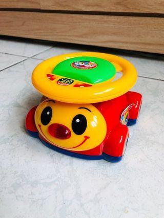 方向盤小玩具