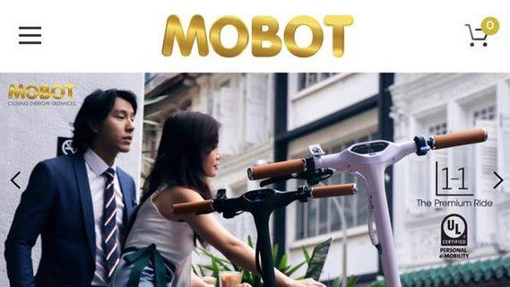 Genuine MOBOT E-scooter