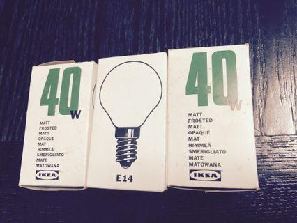 IKEA Light Bulbs