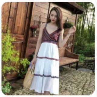Sleeveless dress size S nursingbreastfeeding dress