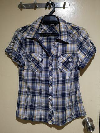 Checkered Shirt (short sleeves)