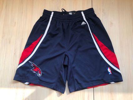 Adidas NBA 老鷹隊 球員版 球褲 36號