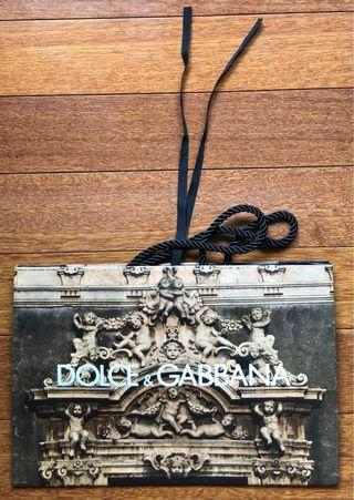Dolce & Gabbana Limited Edition Paper Shopping Bag