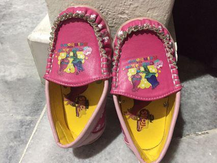 Trolls Baby Girl shoes (2 years)