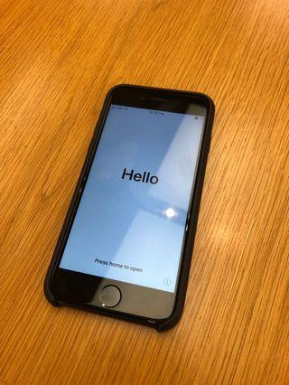 IPHONE 7 excellent condition, black 256GB